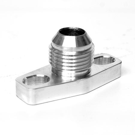 Oil Return Flange with integrated -10 Flare for GT15 Through GT35R