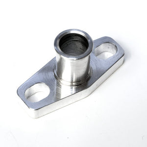 "Oil Return Flange with integrated 5/8"" barb For GT15 Through GT35R"