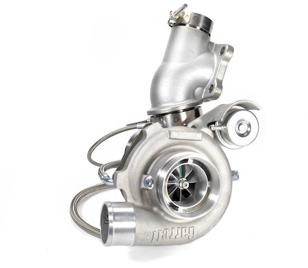 GEN2 - GTX2867R Bolt-On Turbo for the 2.0L EcoBoost Focus ST - w/ .86 A/R Turbine Side