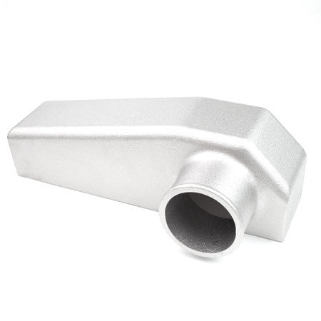 Outlet Aluminum Bottom Right End Tank