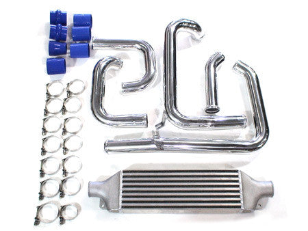 Garrett Front Mount Intercooler Kit for Mazdaspeed 3 (2007 thru 2014)