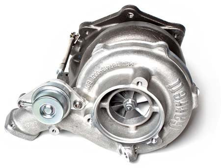 Garrett Dual Ball Bearing Twin-scroll GT3582R Bolt-on Turbo Kit, EVO X - Internally Wastegated