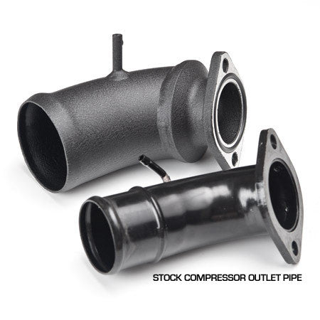 High Flow Compressor Outlet Pipe for Evo X Turbo