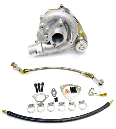 Audi/Passat 1.8T GTRS Eliminator Hardware Kit 1997-04