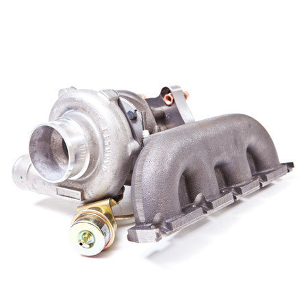 Garrett GT2871R Stock Location Turbo & Manifold for 2.0T FSI / TSI Models 400HP