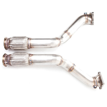 Downpipe Set for 2000-2002 B5 Audi S4 2.7T 3""