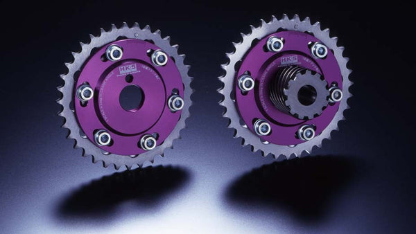 HKS SR20DE Slide Sprocket Cam Pullies
