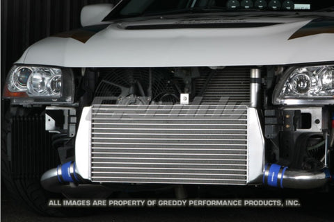 GReddy Mitsubishi Evolution 2001-07 24R Intercooler Kit