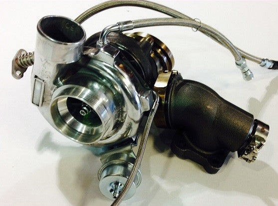 Garrett GT3071R-WG Bolt-on Turbo for the 2.0L Ecoboost Focus ST