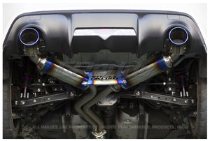 GReddy Scion FR-S 2013-ON Racing Titanium Exhaust
