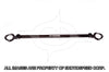 RAL rear strut bar Lexus IS200 / IS300 2000-05