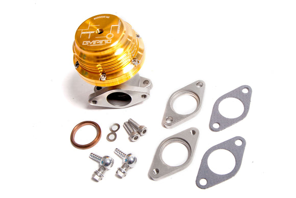 Empire series external Wastegate 38mm (Gold Plated)