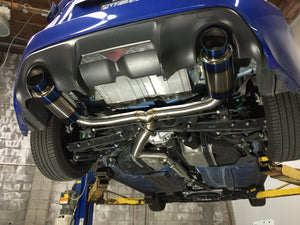 R1-T Exhaust Scion FRS/Subaru BRZ/Toyota GT86 2013-On FA20 ZN6