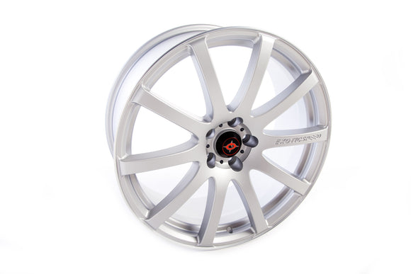 Exoticspeed LeM10 Racing wheel (Matt silver)