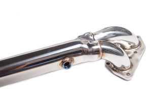 GT Downpipe Catalytic By-Pass for Porsche 911 1978-89 3.2L