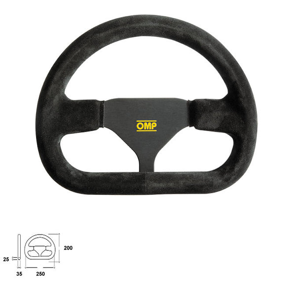 OMP INDY Steering Wheel