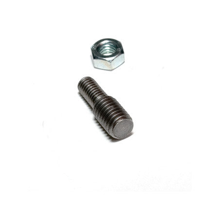 Stud, stepdown type, 8mm to 6mm