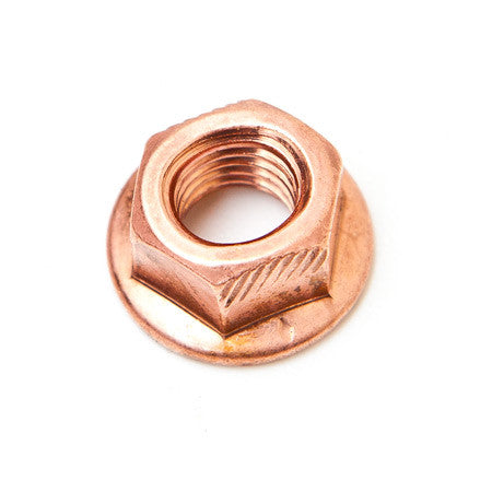 Special Flanged Locknut 8mm (1.25 pitch)