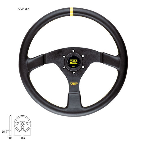 OMP VELOCITA Steering Wheel
