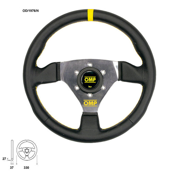 OMP TRECENTO Steering Wheel