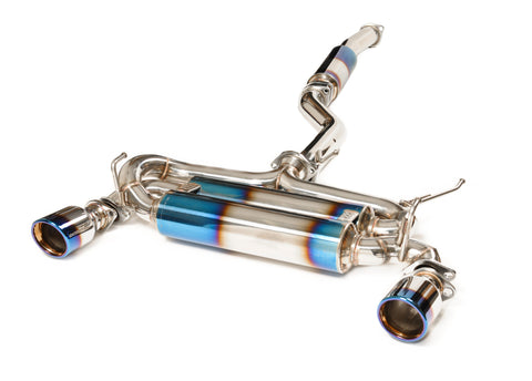 R1-T Exhaust Nissan 350Z 2003-2008