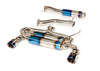 R1-T Exhaust Infiniti G35 2003-08 (Coupe)