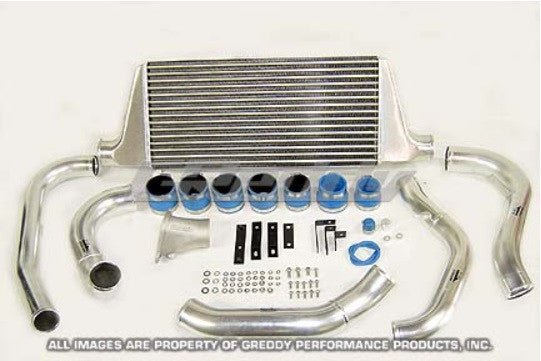 GReddy Mazda RX7 1987-89 24R Intercooler Kit (HG)
