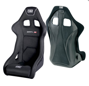 OMP ARS-R CARBON SEAT