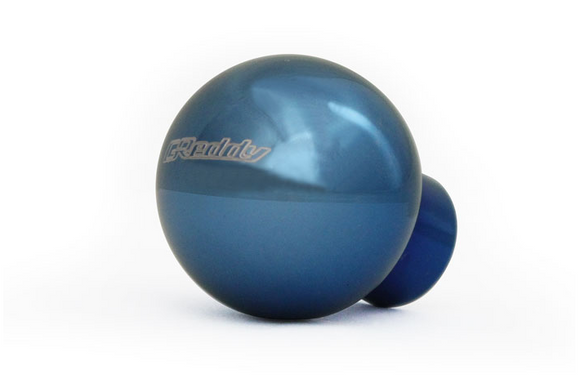 GReddy Shift Knob Anodized Blue 45mm Dia.SUS 304, Ball Type