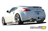 GReddy EVOlution GT  exhaust - Nissan 370Z 2009-17