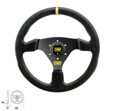 OMP TARGA Steering Wheel