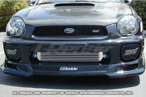 GReddy Subaru WRX / STI 2002-07 28R Intercooler Kit (HG)