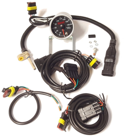 Garrett Turbocharger *G-Series* Speed Sensor Kit (With Gauge) P/N: 781328-0003