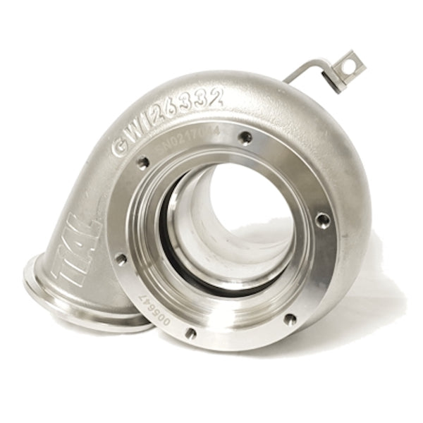Int W/G Turbine Housing, Tial, V-band inlet and outlet, GT30R/GTX30R, .62 A/R
