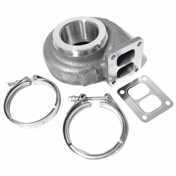 Turbine housing Kit, Garrett G42 Series, 1.15 A/R, T4 divided entry, v-band exit, P/N: 757707-0015