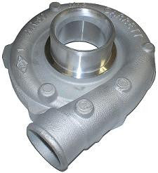 "Compressor housing for T04E compressor 50 trim wheel - 2.75"" Inlet and 2"" outlet"