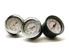 "Fuel Pressure Gauge 1/8"" Port"