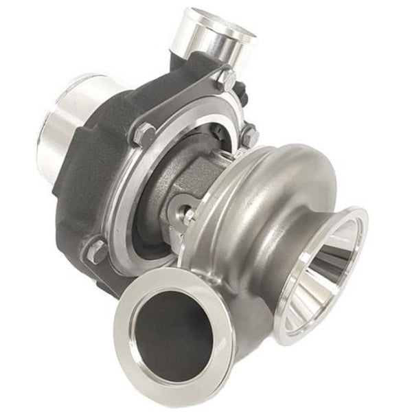 Black, Gen2 - Garrett GTX2860R Turbo Stainless Tial V-band Turbine Housing
