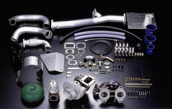 HKS GT FULL TURBINE KIT - 1993 - 95 MAZDA RX-7 TO4Z 63T A/R 1.00