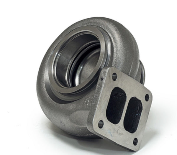 "Garrett Turbine Housing, T4 divided 4"" v-band GT42/GT45"