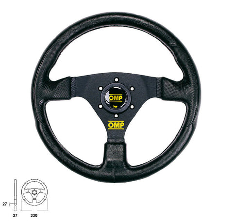 OMP RACINGGP Steering Wheel
