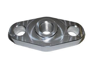 Aluminum - Oil Inlet Flange (GTW Journal Bearing)