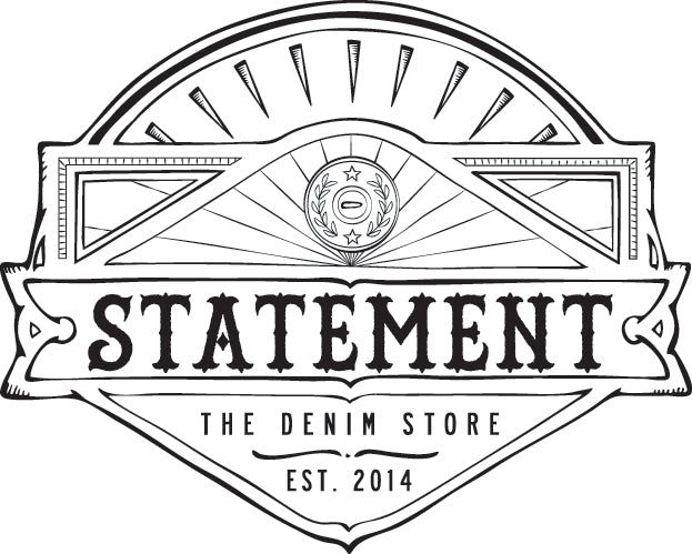 Statement is the destination for Selvedge denim aficionados. Stocking over 60 different Jeans models, offering a Hemming and Repair Service and an eclectic selection of Vintage and Americana inspired Menswear. You will find rare brands like Iron Heart, Indigofera Samurai Jeans, Momotaro, Ten C, Baracuta and Sunspel.