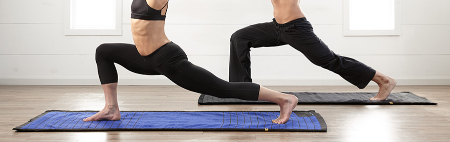 the best yoga rug ever