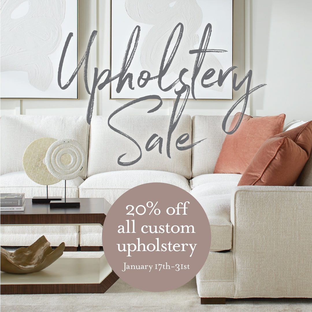 Upholstery Sale