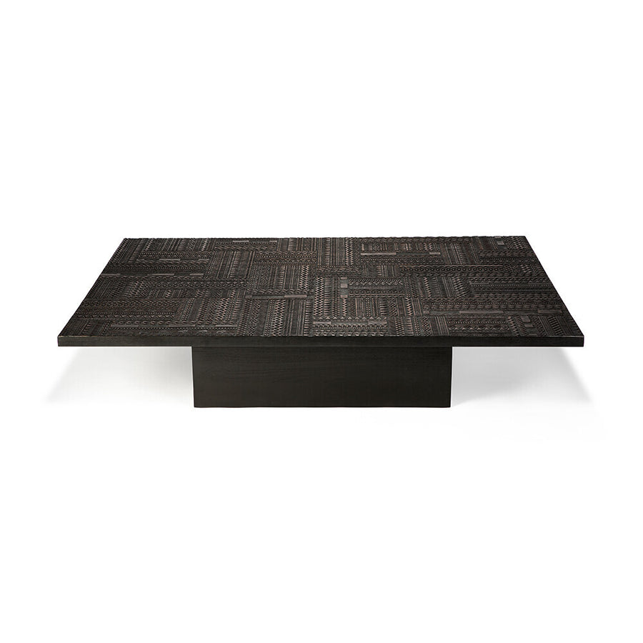 Teak Tabwa Blok Coffee Table