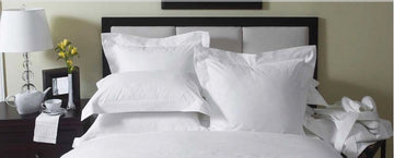 EPICURE WHITE BEDDING