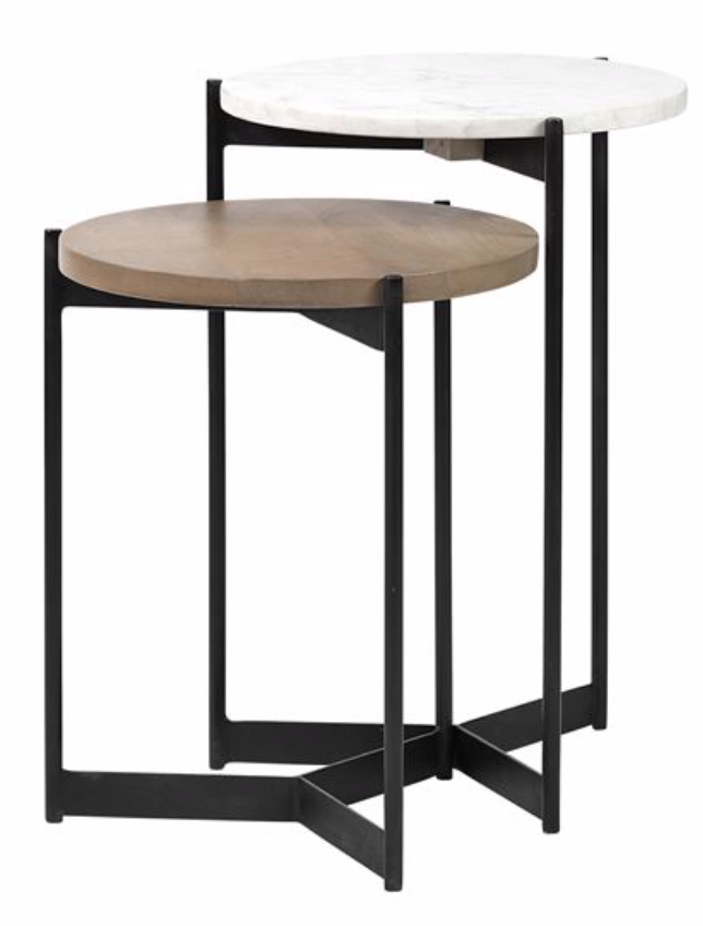 Larkin II nesting tables