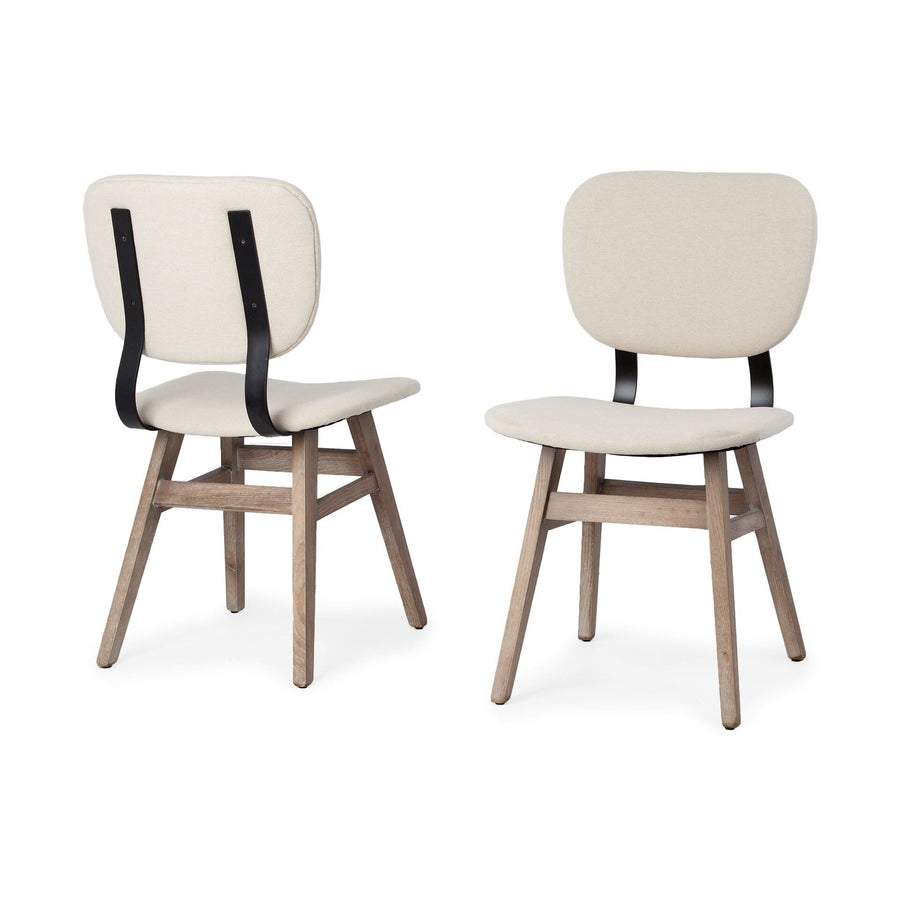 Haden III dining chair  (set of 2)