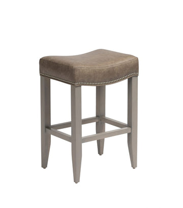 SADDLE BAR/COUNTER STOOL